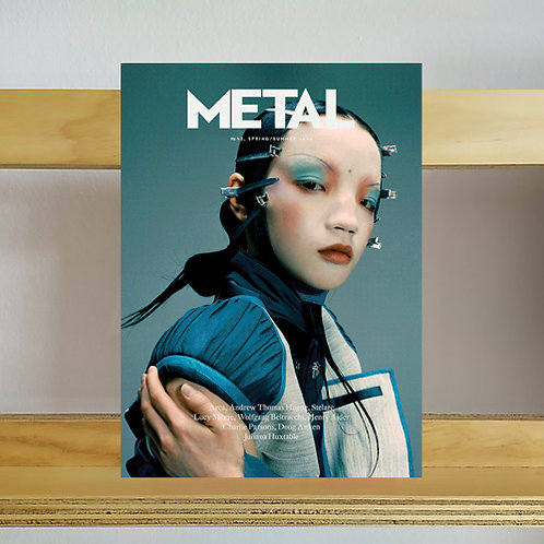 Metal Magazine - Issue 43 - Reading Room