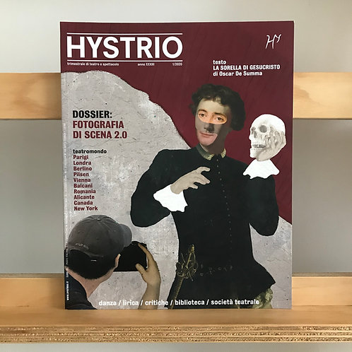 Hystrio Magazine - Issue 1 2020 - Reading Room