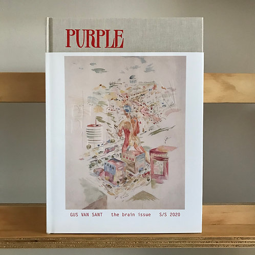 Purple Magazine - Issue 33 - Reading Room