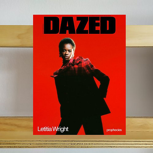 Dazed Magazine - Issue 270 - Reading Room