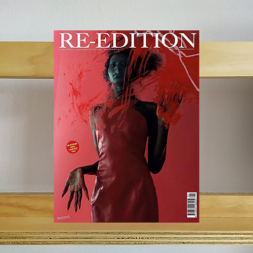 Re-Edition Magazine - Issue 14 Chapter 2 - Reading Room