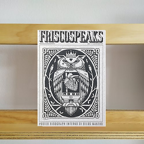 FRISCOSPEAKS Magazine - Issue 3 - Reading Room