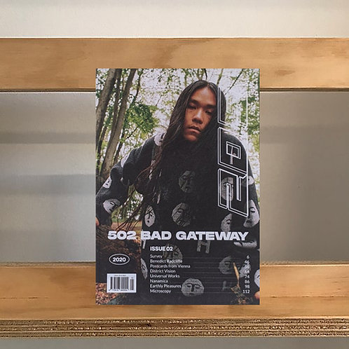 502 Bad Gateway - Issue 2 - Reading Room