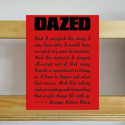 Dazed Magazine - Issue 269 - Reading Room