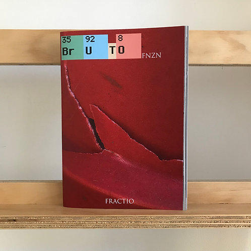 brUTO fnzn Magazine - Fractio Issue - Reading Room