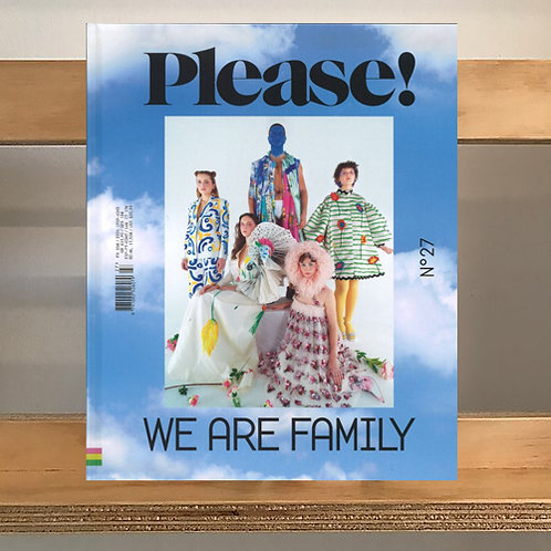 Please Magazine - Issue 27 - Reading Room