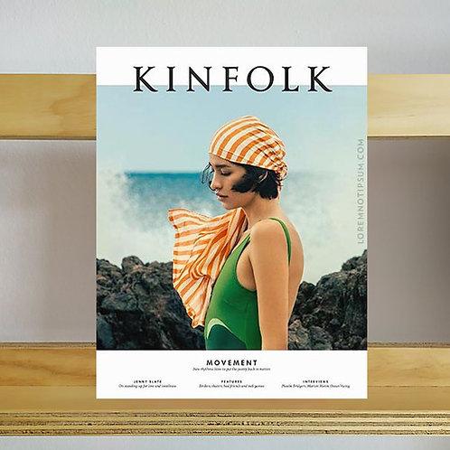 Kinfolk Magazine - Issue 36 - Reading Room