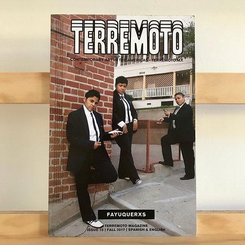 Terremoto Magazine - Issue 10 - Reading Room