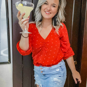 What I Wore: Patio Party