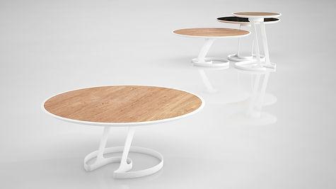 Table basse Orbis