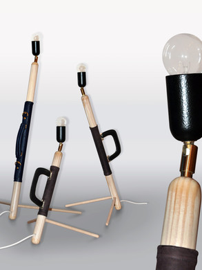 Lampe Neck-Light pour les petits riens 2013