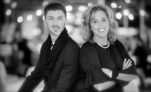 portrait de Nathalie Didden & Gauthier Poulain