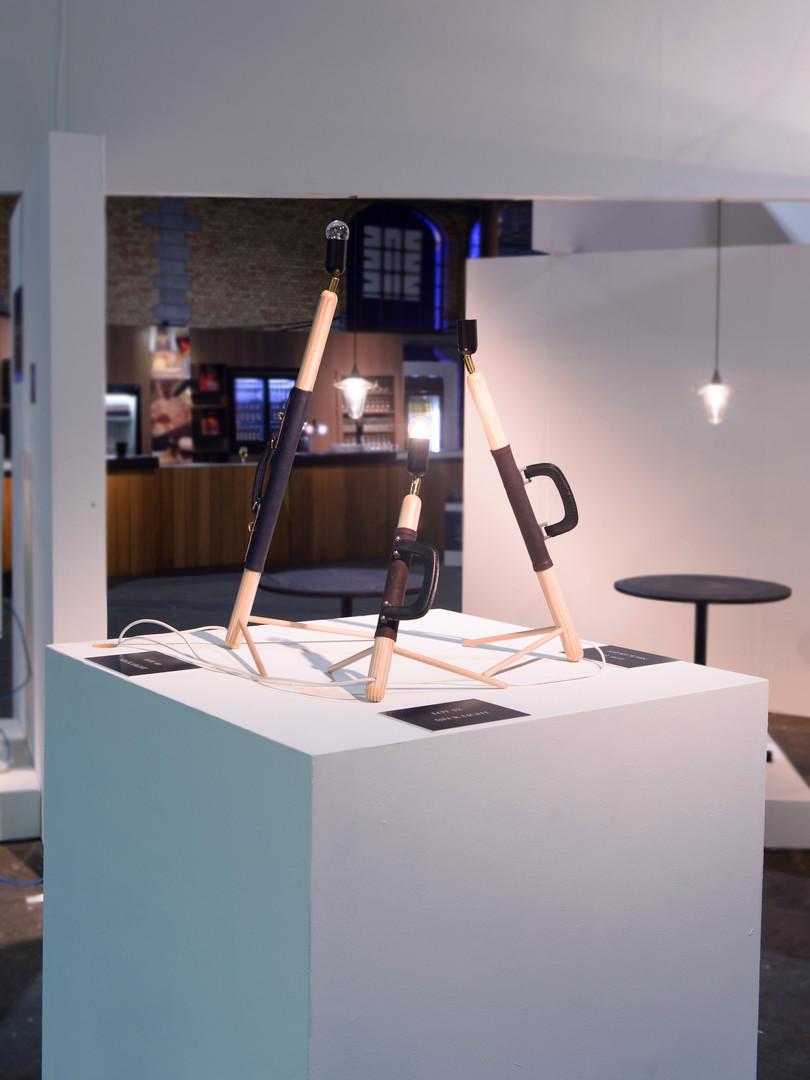 Lampe Neck-Light pour les petits riens