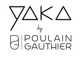 LOGO YAKA by Gauthier Poulain