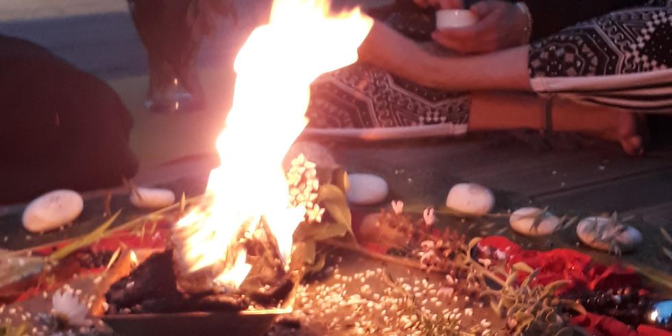 Homa- das Feuerritual