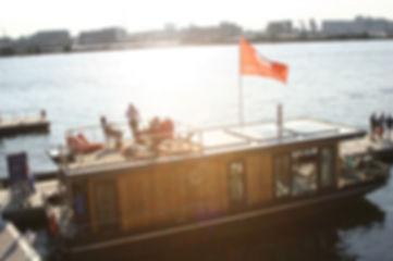 Cruising Home Hausboot Traveller