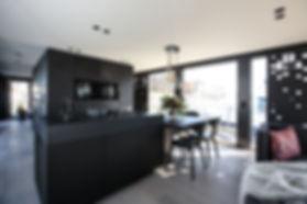 Küche im Hausboot Traveller XL