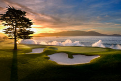 Pebble-Beach-Golf-Links-No.-18-Bart-Keagy