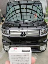 洗車後に気になる箇所で処理したところ、非常にキレイに雨ジミがなくなり、光沢も復活。