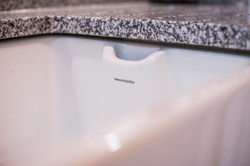 Showroom - rangemaster sink