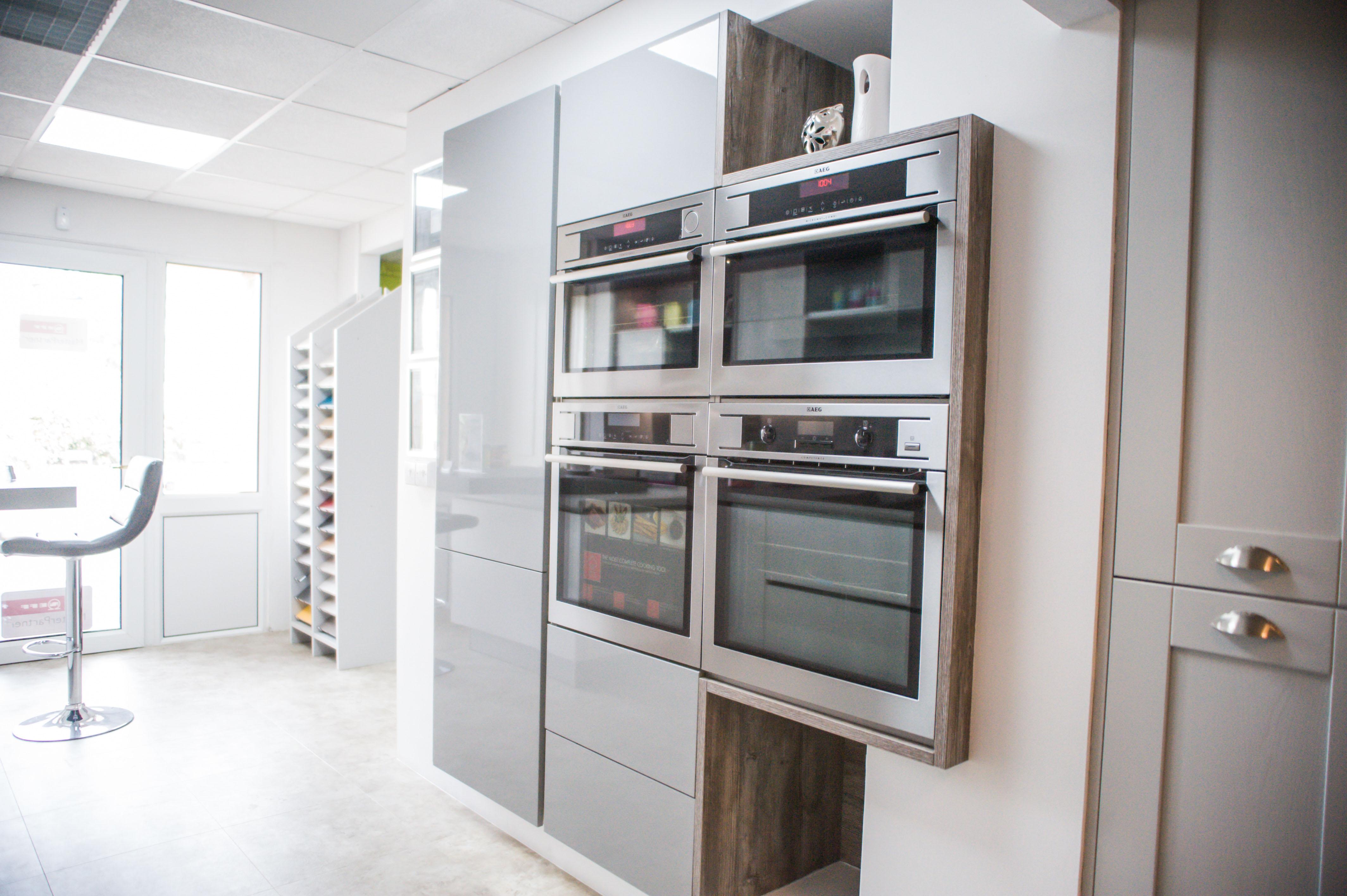 Showroom - AEG ovens