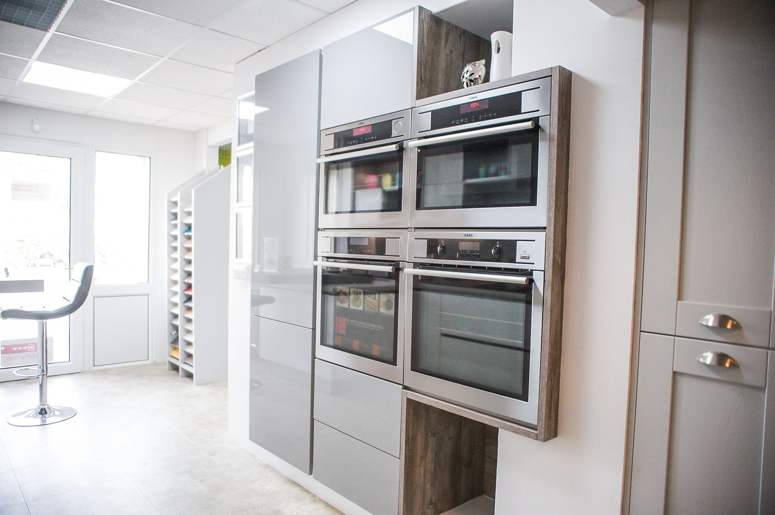 Russell jones kitchens bedrooms fitted kitchens - Fiu interior design prerequisites ...
