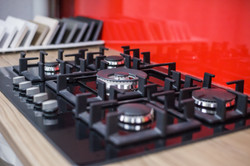 Showroom - neff gas hob