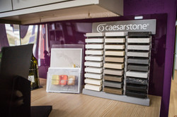 Showroom - Caesarstone display
