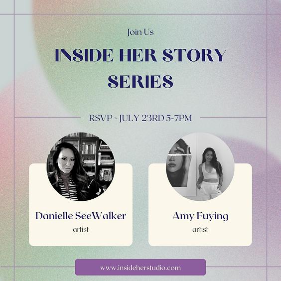 Inside Her Story Artist Series
