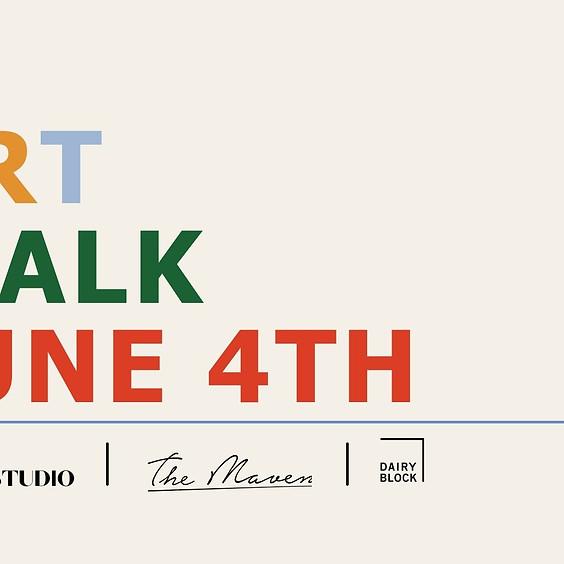 June 4th Art Walk