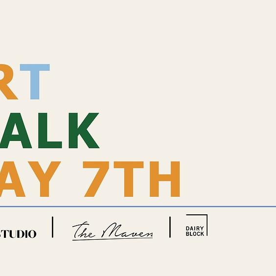 May 7th Art Walk