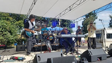 Always an honor to play the Freedom Fest
