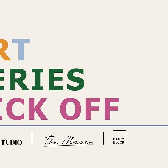 Dairy Block Art Series Kick-Off Event