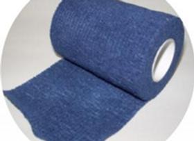 Elastiskt Bandage Blå