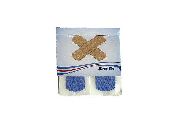 Plåster Blå Blue Detect Plast
