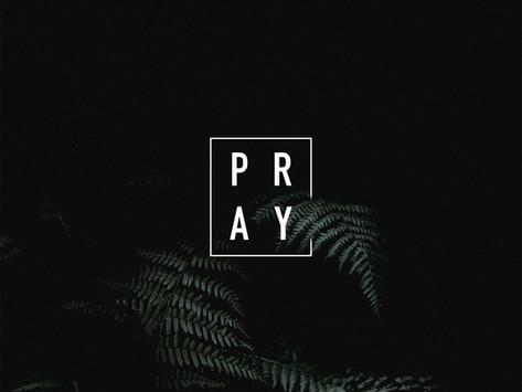 4/29/20: Prayer Meeting