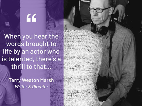 Here's what director and writer Terry Weston Marsh says is the thrill of Rosie's Rescue.
