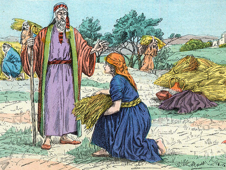 For Kids: The Story of Ruth and Boaz