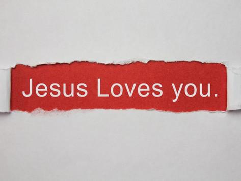 For Kids: God Loves You!