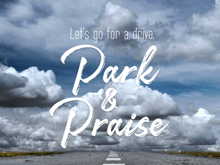 4/28/20: Drive-In Worship Service