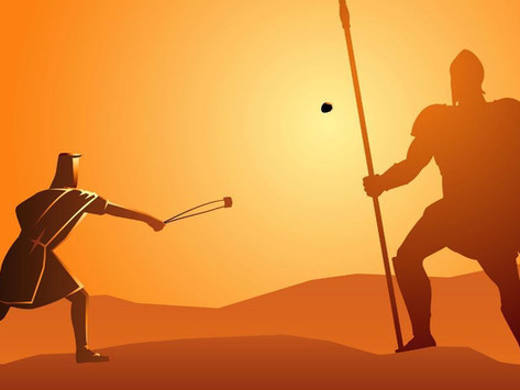 For Kids: Heroes in the Bible- David