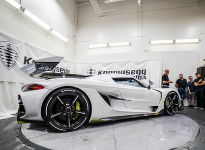 The Show Must Go On: Koenigsegg Jesko