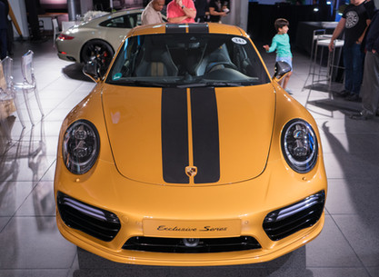 Porsche Turbo S Exclusive Series, For When Exclusivity Is Not Enough