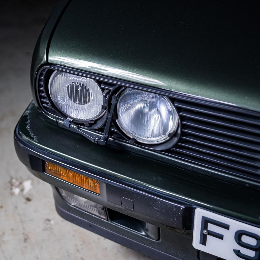 Malachite Green E30 Touring