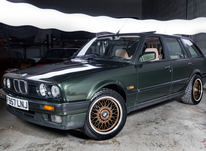 Our E30 Touring Is Ready!