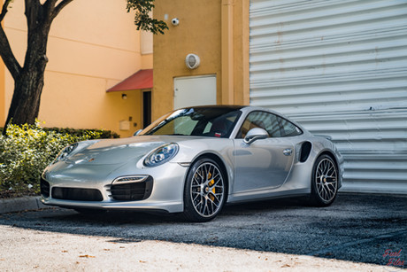 The 991 Turbo S is THE BEST Depreciation You Could Ever Appreciate