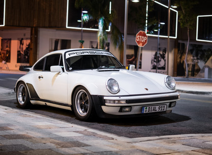 The Widow Maker, Ralph's 930 Turbo.