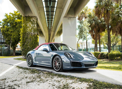 Fuel Files Review: 991.2 C4S Convertible