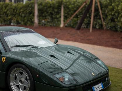 Cavallino 28: The Ultimate Ferrari Shower