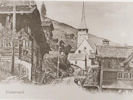 Der Schüemacher va Niderwald[1]